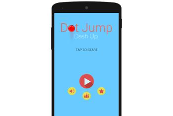 Dot Jump Dash Up