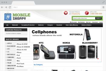 Mobile Shopee